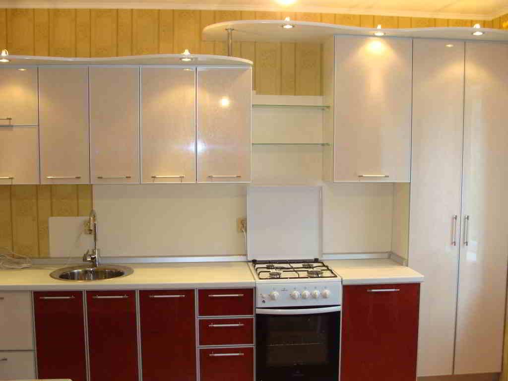 Кухня алюминиевый профиль 181